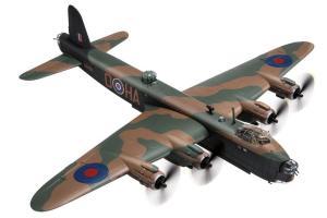 Corgi's 1:72 scale Short Stirling Mk.III Heavy Bomber - Arthur Aaron VC, 218 Squadron, 1943