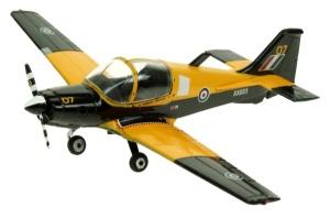 Aviation 72's RAF Scottish Aviation Bulldog 120/121 Trainer Aircraft