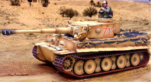 Tiger I heavy tank | The Motor Pool's News and Blog