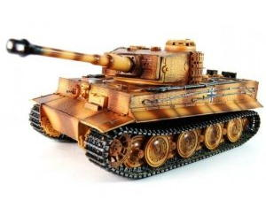 Taigen's 1:16 scale all-metal Radio Controlled Tiger I Heavy Tank