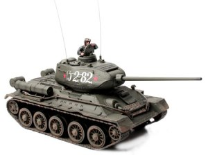 Forces of Valor Russian T-34/85 Medium Tank