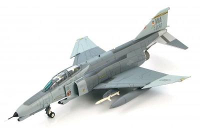 "Hobby Master's 1:72 scale USAF McDonnell F-G Phantom II Wild Weasel Aircraft - ""YGBSM"", 561st Fighter Squadron, 57th Fighter Wing, 1996 [Low-Vis Scheme]"