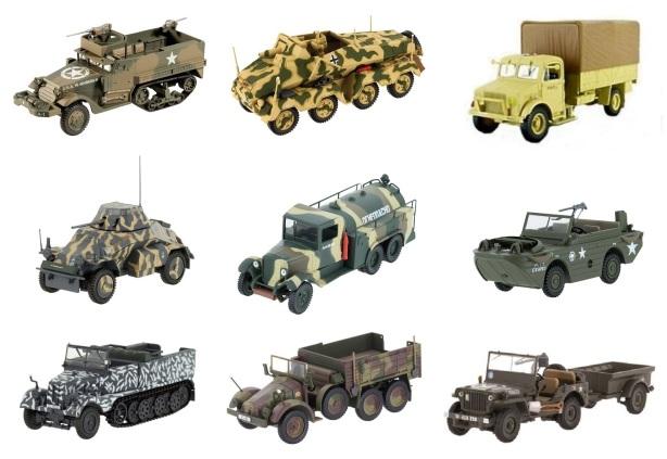 Eaglemoss Collections | The Motor Pool's News and Blog