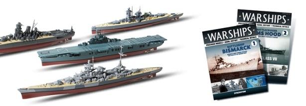 DeAgostini Ships