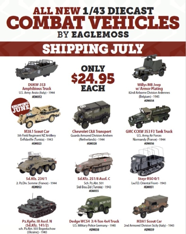 Eaglemoss Vehicle Compliation 2