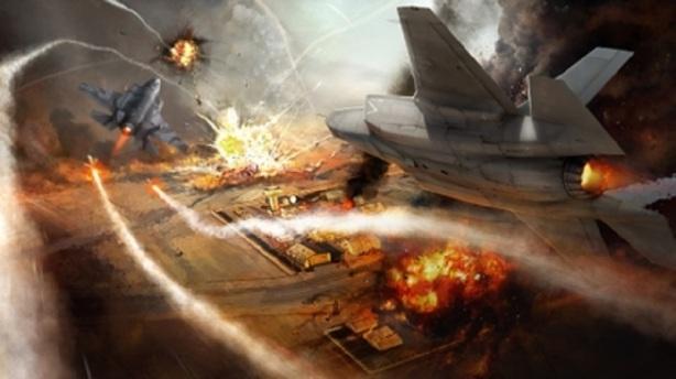 F-35 Dogfight